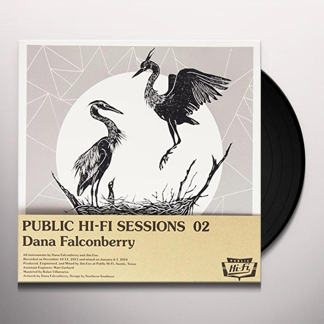 Dana Falconberry PUBLIC HI-FI SESSIONS 02 Vinyl Record
