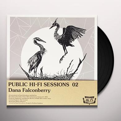 Dana Falconberry PUBLIC HI-FI SESSIONS 02 Vinyl Record