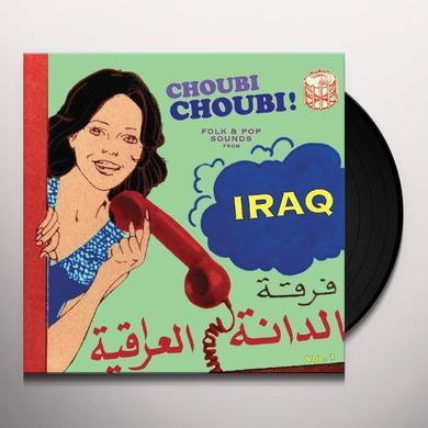 CHOUBI CHOUBI: FOLK & POP SOUNDS FROM IRAQ 1 / VAR Vinyl Record