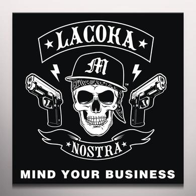 La Coka Nostra MIND YOUR BUSINESS Vinyl Record