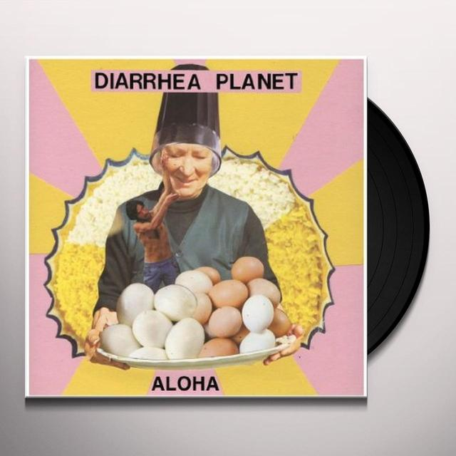 Diarrhea Planet ALOHA Vinyl Record