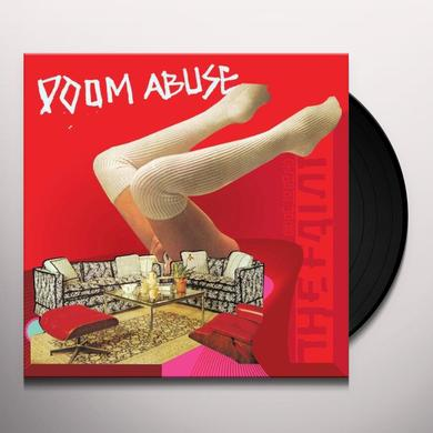 Faint DOOM ABUSE Vinyl Record - Gatefold Sleeve, Deluxe Edition