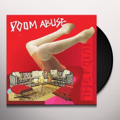Faint DOOM ABUSE Vinyl Record - Gatefold Sleeve, Deluxe Edition