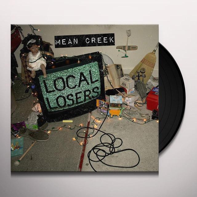 Mean Creek LOCAL LOSERS Vinyl Record