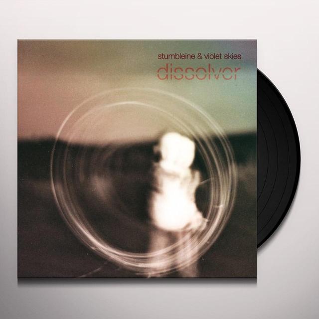 Stumbleine DISSOLVER Vinyl Record - Poster