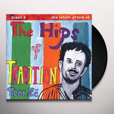 Tom Ze BRAZIL CLASSICS 5: THE HIPS OF TRADITION Vinyl Record - Gatefold Sleeve