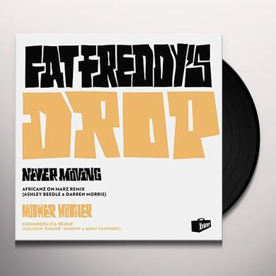 Fat Freddy's Drop MOTHER MOTHER/NEVER MOVING REMIXES Vinyl Record - 180 Gram Pressing