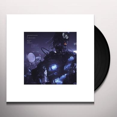 Squarepusher X Z-Machines MUSIC FOR ROBOTS Vinyl Record