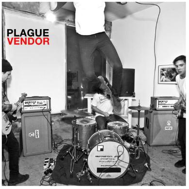 Plague Vendor FREE TO EAT Vinyl Record