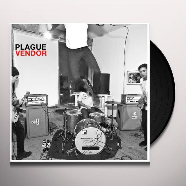 Plague Vendor FREE TO EAT Vinyl Record