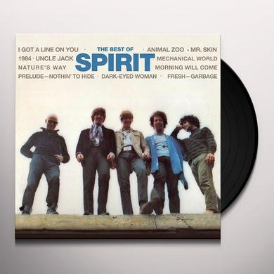 BEST OF SPIRIT Vinyl Record