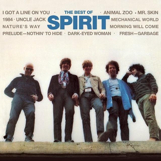 BEST OF SPIRIT Vinyl Record - Gatefold Sleeve, Limited Edition, 180 Gram Pressing, Anniversary Edition