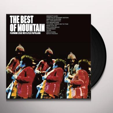BEST OF MOUNTAIN Vinyl Record - Gatefold Sleeve, Limited Edition, 180 Gram Pressing