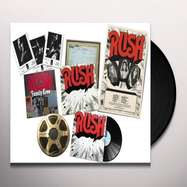 RUSH: REDISCOVERED Vinyl Record