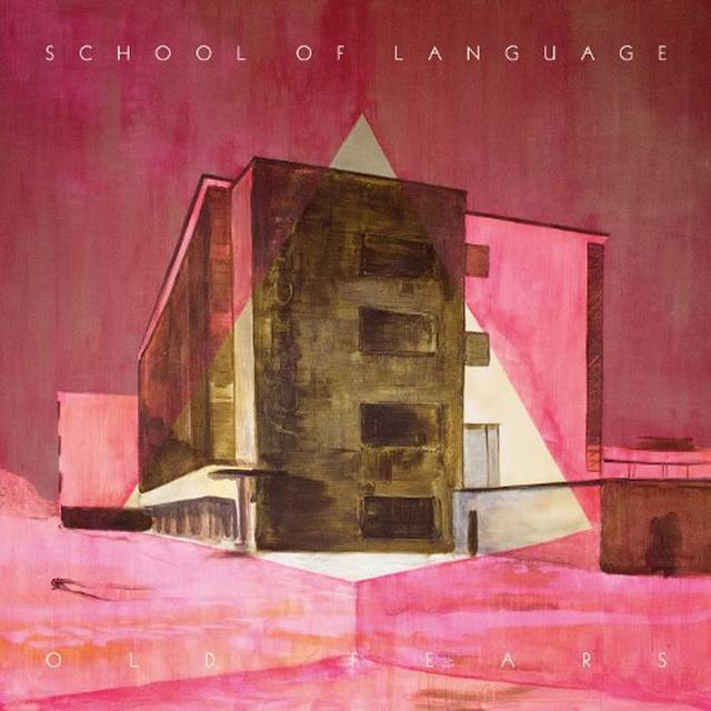 School Of Language OLD FEARS Vinyl Record