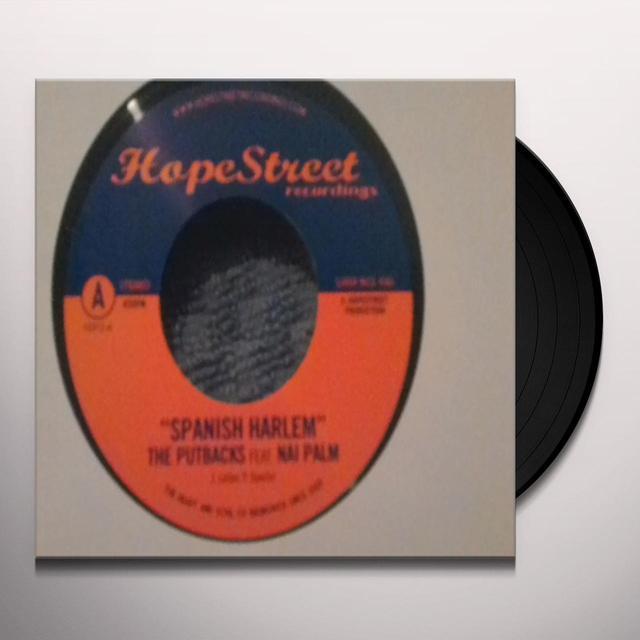 Putbacks SPANISH HARLEM Vinyl Record - UK Import