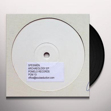Spesimen ARCHAEOLOGY EP Vinyl Record - UK Import