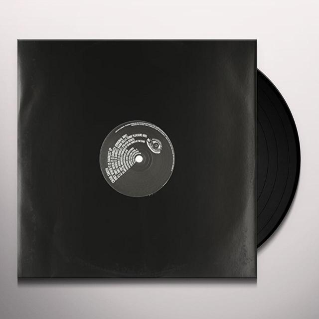 Craig Smith ONLY WHEN IT IS DARKEST EP Vinyl Record - UK Import