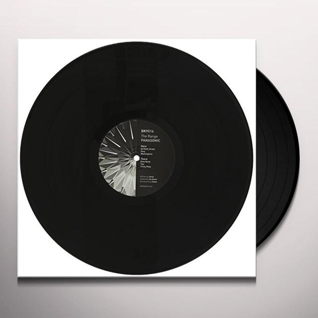 Range PANASONIC Vinyl Record - UK Release