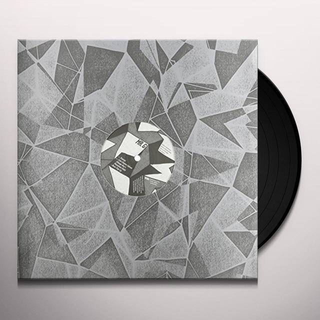 Mr. G TEUTONIC EP Vinyl Record - UK Import