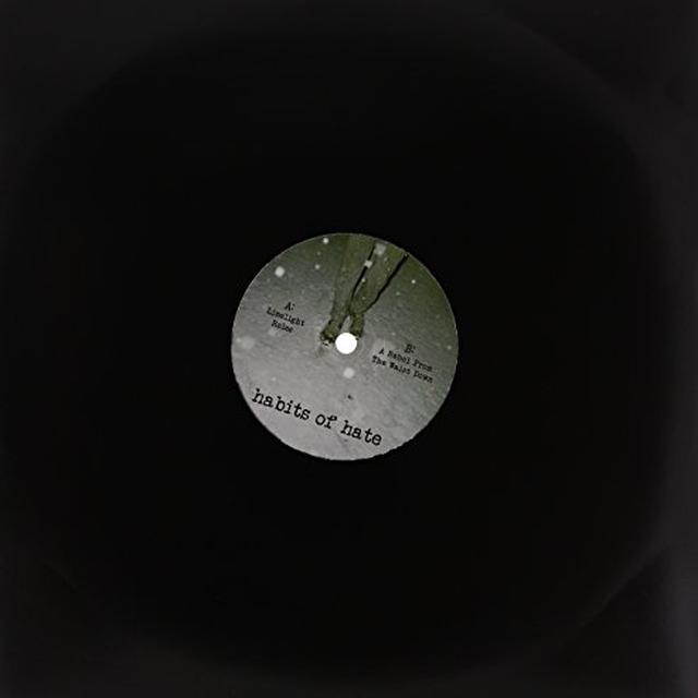 HABITS OF HATE EP Vinyl Record