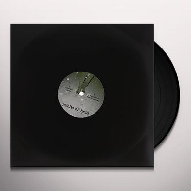 HABITS OF HATE EP Vinyl Record - UK Import