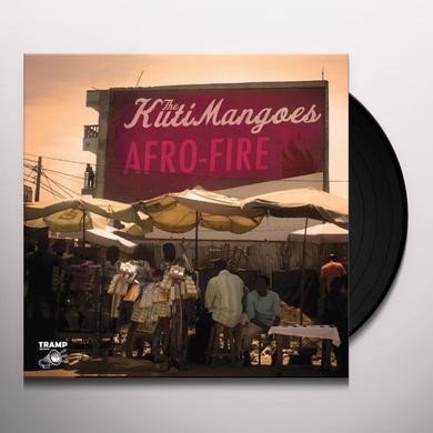Kutimangoes AFRO-FIRE Vinyl Record - UK Import