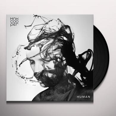 Max Cooper HUMAN Vinyl Record - UK Import