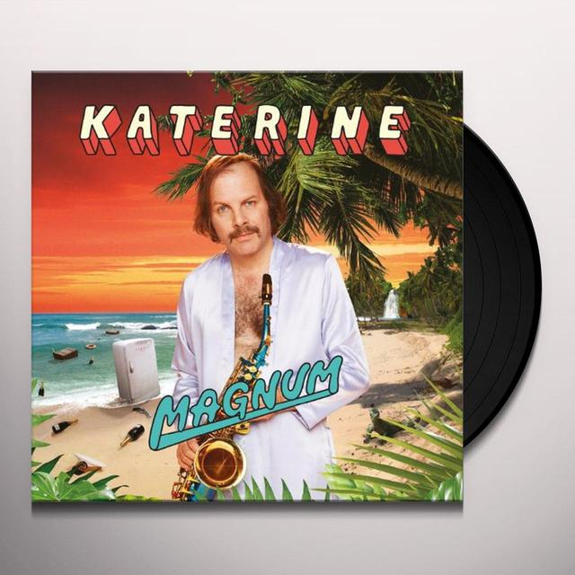 Katerine MAGNUM  (FRA) Vinyl Record - Limited Edition