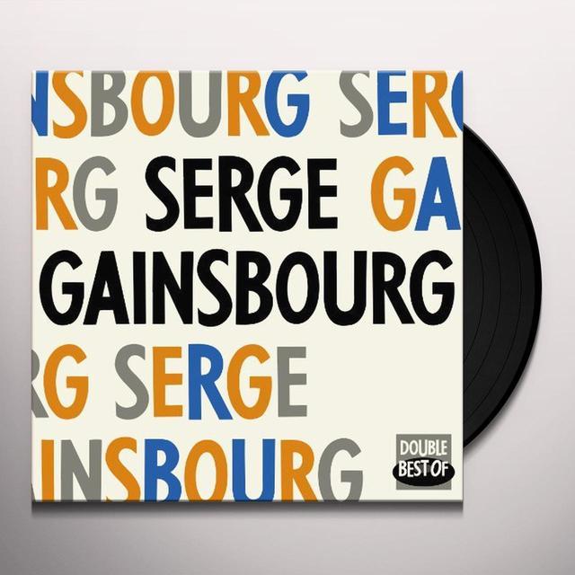 SERGE GAINSBOURG (FRA) Vinyl Record