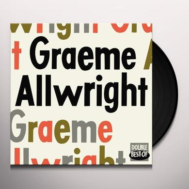 GRAEME ALLWRIGHT Vinyl Record