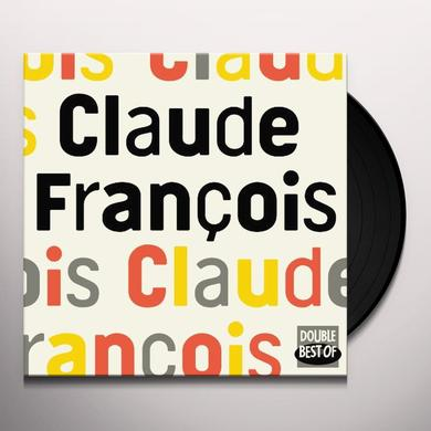 Claude François CLAUDE FRANCOIS (FRA) Vinyl Record