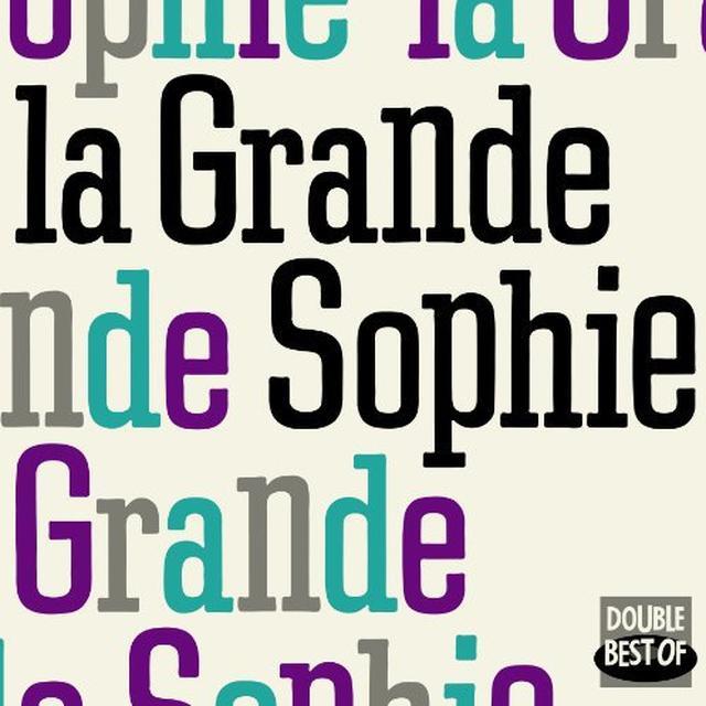 Sophie Grande SOPHIE LA GRANDE (FRA) Vinyl Record
