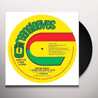 Wayne Smith UNDER MI SLENG TENG Vinyl Record - UK Import