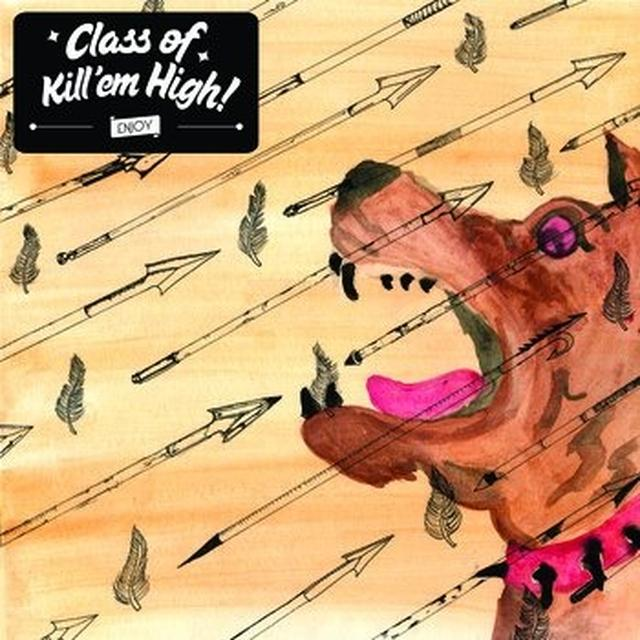 CLASS OF KILL'EM HIGH Vinyl Record - UK Import