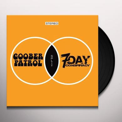 GOOBER PATROL/7 DAY CONSPIRACY Vinyl Record - UK Import