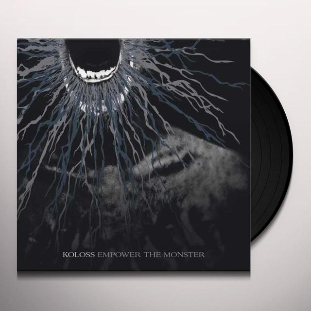 Koloss EMPOWER THE MONSTER Vinyl Record - UK Import