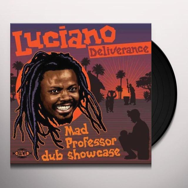 Luciano DELIVERANCE Vinyl Record - UK Import