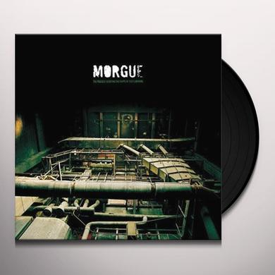 Morgue PROCESS TO DEFINE THE SHAPE OF SELF-LOATHING Vinyl Record - UK Import