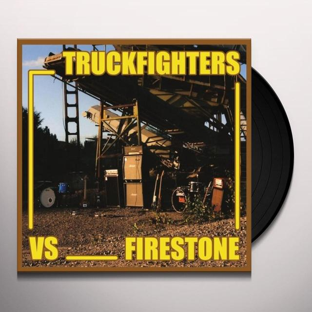 Truckfighters FUZZSPLIT OF THE CENTURY (BROWN VINYL) Vinyl Record