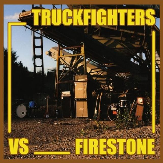 Truckfighters FUZZSPLIT OF THE CENTURY (BROWN VINYL) Vinyl Record - UK Import