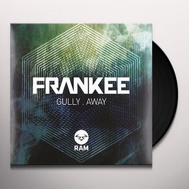 Frankee GULLY/AWAY Vinyl Record - UK Import