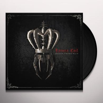 Lacuna Coil BROKEN CROWN HALO Vinyl Record - Portugal Import