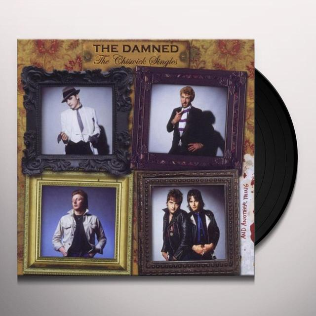 The Damned CHISWICK SINGLES-AND ANOTHER THING (UK) (Vinyl)