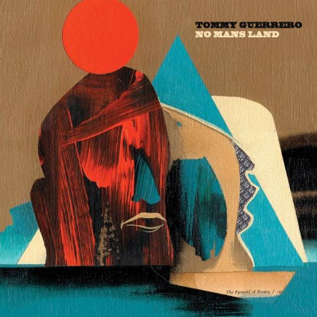 Tommy Guerrero NO MANS LAND Vinyl Record - UK Release