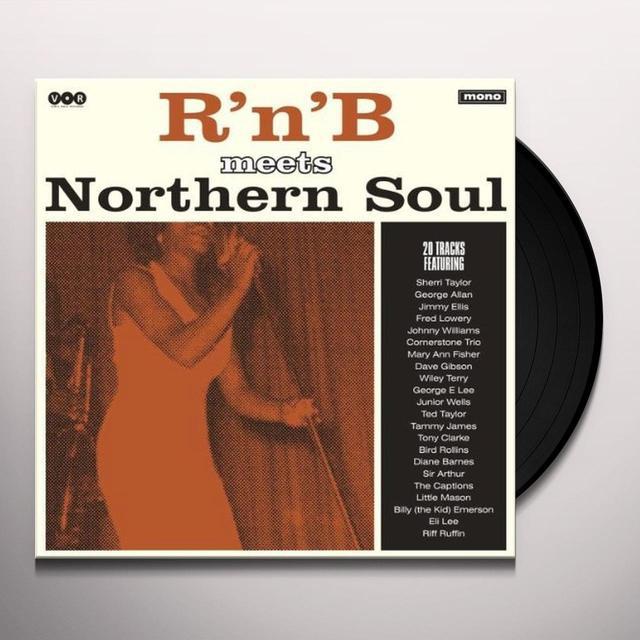 R'N'B MEETS NORTHERN 2 / VARIOUS (GER) (Vinyl)