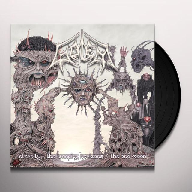 Golem ETERNITY THE WEEPING HORIZONS Vinyl Record