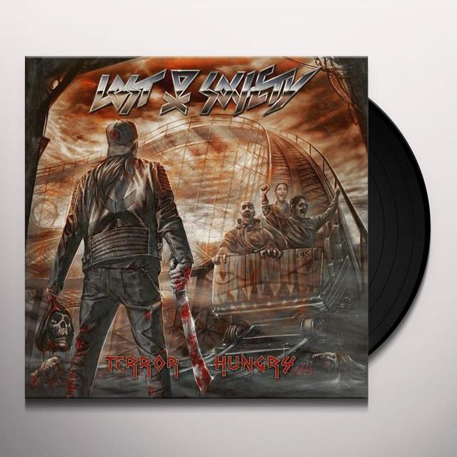 Lost Society TERRO HUNGRY (GER) Vinyl Record