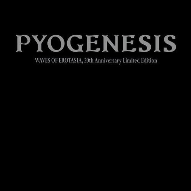 Pyogenesis WAVES OF EROTASIA (GER) Vinyl Record