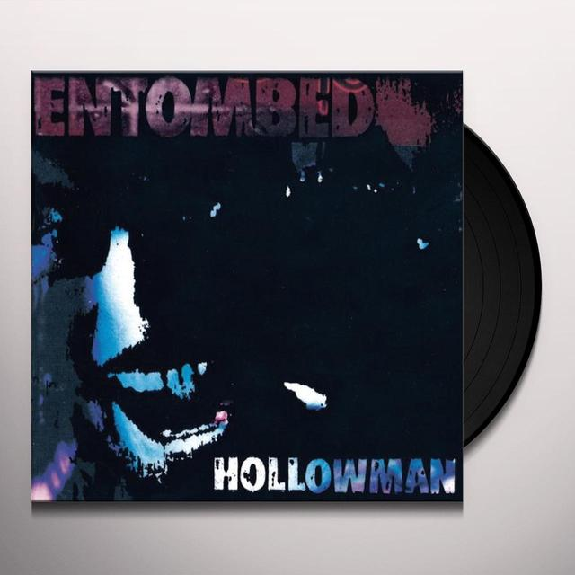 Entombed HOLLOWMAN (GER) Vinyl Record